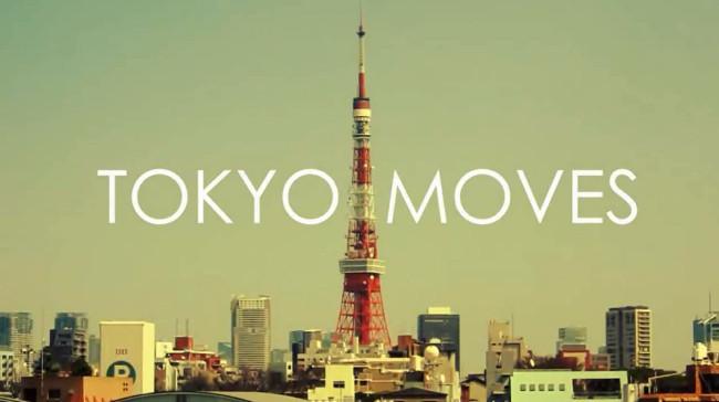 Tokyo-moves