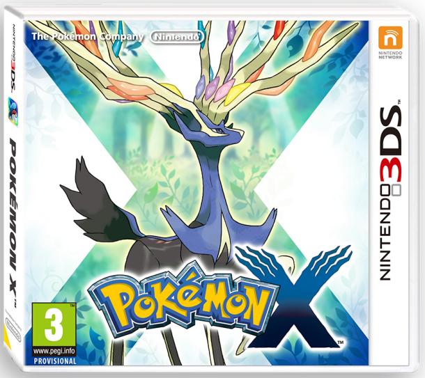 Pokémon-X