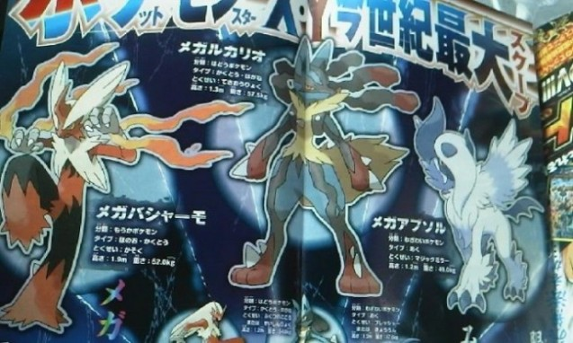 pokemon-x-y-mega-blaziken-lucario-absol-700x420-e1375980997555